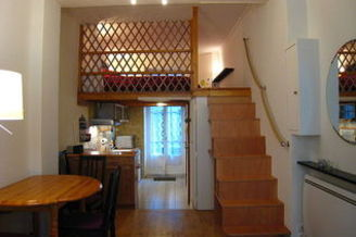 Квартира Rue Du Chevalier De La Barre Париж 18°