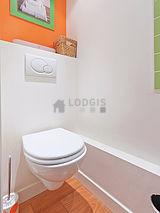 Квартира Париж 5° - Туалет