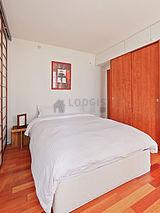 Apartamento París 5° - Alcoba