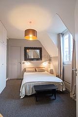 Appartement Paris 16° - Chambre