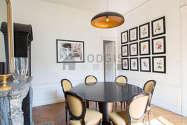 Квартира Париж 8° - Столовая