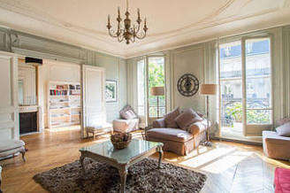 Champs-Elysées Paris 8° 3 Schlafzimmer Wohnung