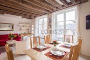 Квартира Париж 5° - Столовая