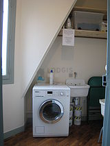 Apartamento Paris 8° - Laundry room