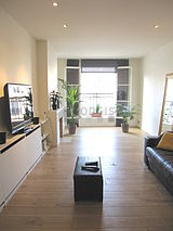 Apartment Paris 4° - Living room