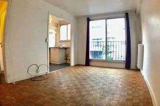Appartement vide 2 chambres Boulogne-Billancourt