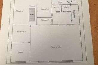 Appartement 2 chambres Paris 11° Bastille