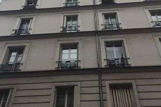 Canal Saint Martin Париж 10° 2 спальни Квартира