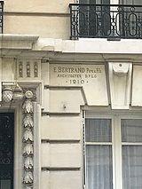 Geschäftstraum Paris 16°