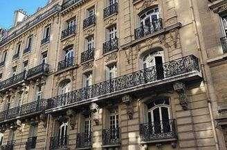 Trocadéro – Passy Paris 16° 5 quartos Apartamento