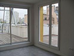 Appartement Paris 19°