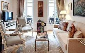 Louvre – Palais Royal Paris 1° 2 quartos Apartamento