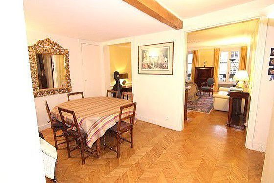Appartement Paris 9° - Immeuble