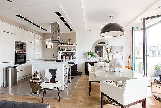 Appartement Hauts de seine - Immeuble