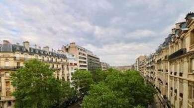 Appartement 2 chambres Paris 16°