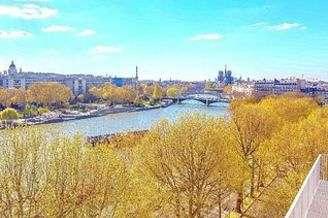 Paris 4° 2 quartos Apartamento