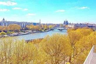 Paris 4° 2 Schlafzimmer Wohnung