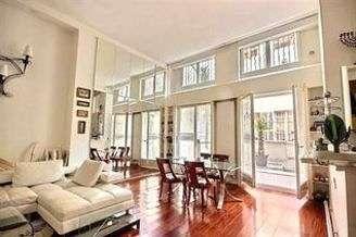 Appartement 3 chambres Paris 10° Canal Saint Martin