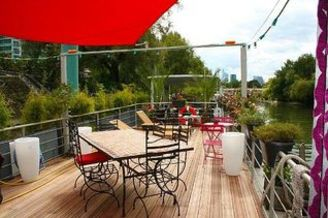 Levallois-Perret 4 bedroom Barge