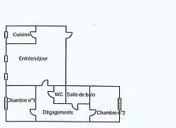 Appartement Paris 15°