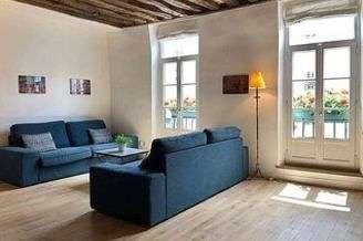 Bastille Париж 11° 2 спальни Квартира