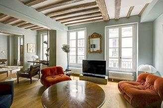 Invalides 巴黎7区 4個房間 公寓