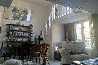 Appartement 3 chambres Paris 9° Pigalle – Saint Georges