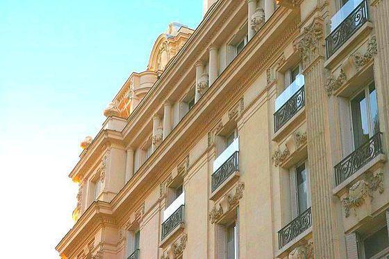 Appartement Paris 8° - Immeuble