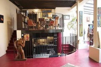Loft 3 chambres Paris 20° Gambetta