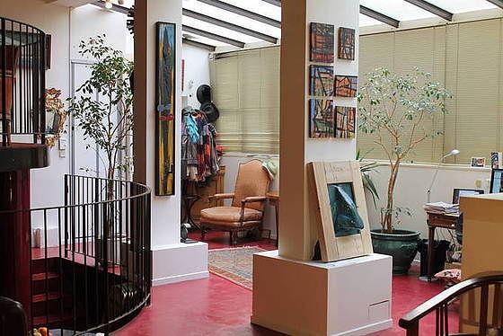 Loft Paris 20° - Immeuble