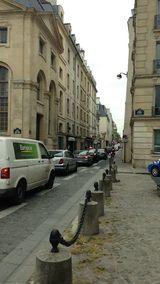 Geschäftstraum Paris 5°