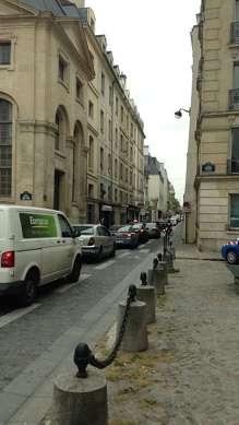 Local commercial Paris 5° - Immeuble