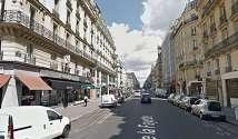Geschäftstraum Paris 9° - Gebäude